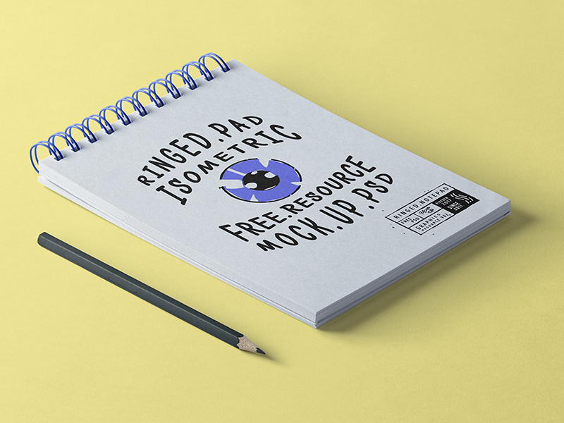 Ringed Notepad